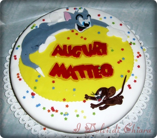 torta tom and jerry